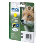 Epson C13T12844011 (T1284) Ink cartridge yellow, 225 pages, 4ml