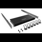 PATCHBOX PBXFRAME rack accessory Cable management panel