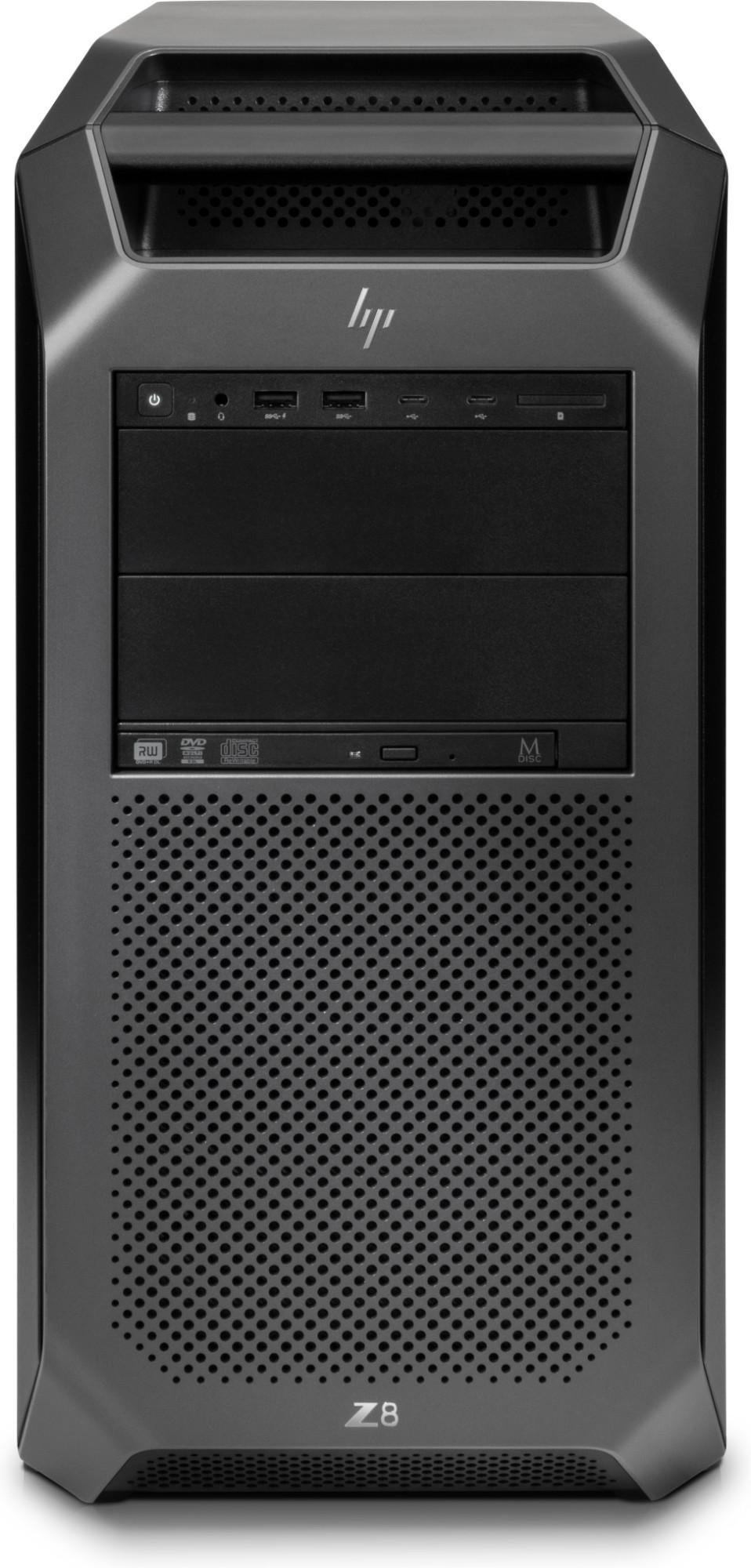 Workstation Z8 G4 Tower - 4108 - 64GB RAM - 1TB SSD - Win10 Pro