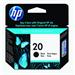 HP C6614DE (20) Printhead black, 460 pages, 28ml