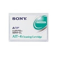 Sony AIT 4 Cleaning Tape SDX4-CL Cartridge