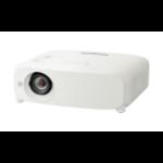 Panasonic PT-VZ585N data projector Standard throw projector 5000 ANSI lumens 3LCD WUXGA (1920x1200) White