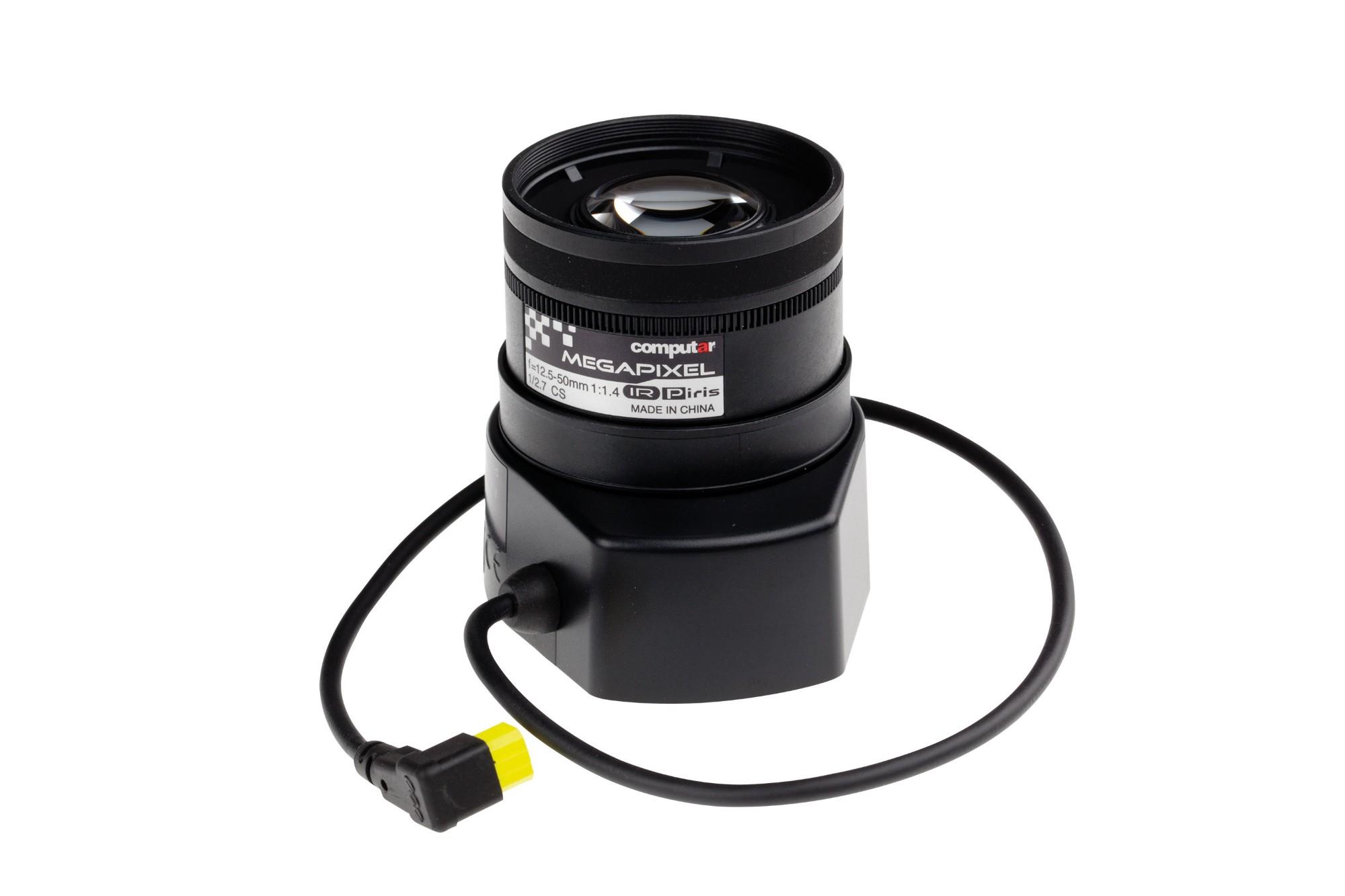 Axis 5800-791 lente de cámara Cámara IP Teleobjetivo Negro