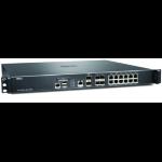 DELL SonicWALL 01-SSC-4266 1U 6000Mbit/s hardware firewall