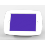"""Bouncepad FLIP CONFIGURED FOR THE SAMSUNG GALAXY TAB 4 10.1 (2014) IN A WHITE MA tablet security enclosure 25.6 cm (10.1"""")"""