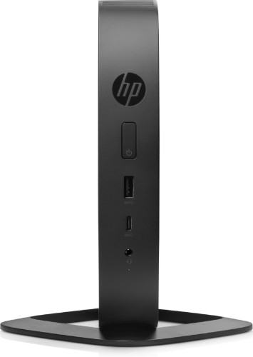 HP t530 1.5 GHz GX-215JJ Black 960 g
