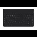 Logitech Keys-To-Go mobile device keyboard QWERTZ Schweiz Schwarz Bluetooth