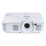 Acer Essential X117H Desktop projector 3600ANSI lumens DLP SVGA (800x600) White data projector