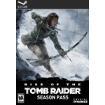 Square Enix Rise of the Tomb Raider - Season Pass, PC Season Pass PC DEU Videospiel