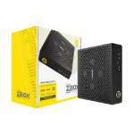 Zotac ZBOX MAGNUS EN72080V 9th gen Intel Core i7-9750H 16 GB DDR4-SDRAM 1000 GB HDD Black Mini PC ZBOX-EN52060V-BE/1TBHDD/16GB