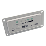 Tripp Lite HCFLUSHRUI remote control Wired Press buttons