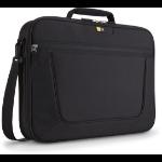 """Case Logic VNCI-215 Black notebook case 39.6 cm (15.6"""") Messenger case"""