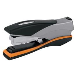 Rexel Optima 40 Low Force Stapler Silver/Black