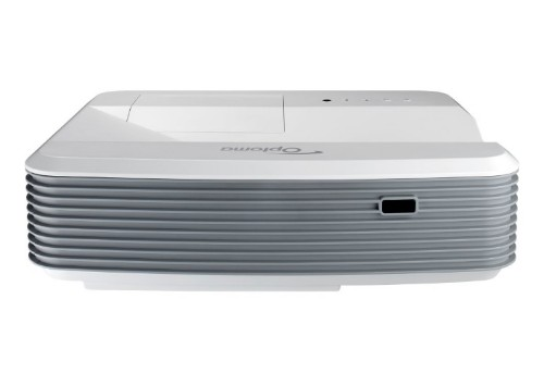 Optoma EH320UST 1080p Ultra Short Throw Projector Desktop projector 4000ANSI lumens DLP 1080p (1920x1080) 3D Grey data projector
