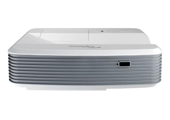 Optoma EH320UST 1080p Ultra Short Throw Projector 4000ANSI lumens DLP 1080p (1920x1080) 3D Desktop Grey