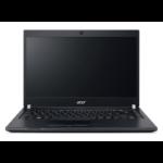 "Acer TravelMate P648-M-770B 2.5GHz i7-6500U 14"" 1366 x 768pixels Black"