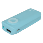 Urban Factory Emergency Pocket Universal Rechargeable 5600mAh Battery with LED Battery Level Indicator and Torch f