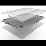 "Compulocks MBPRTB15BUN-SM notebook case 38.1 cm (15"") Hardshell case Translucent"