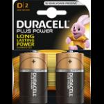 Duracell Plus Power D Single-use battery Alkaline