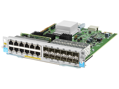 Hewlett Packard Enterprise J9989A Gigabit Ethernet (10/100/1000) Silver network switch