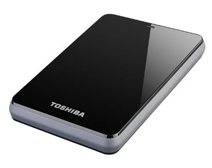 Toshiba STOR.E CANVIO 1TB 1000GB Black external hard drive
