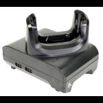 Zebra CRD-TC5X-1SWS-01 estación dock para móvil PDA Negro