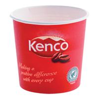 KENCO 7OZ SINGLES PAPER CUPS PK800