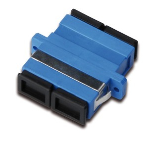 Digitus DN-96003-1 SC/SC 20pc(s) Black,Blue fiber optic adapter