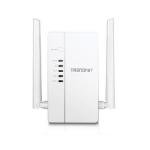 Trendnet TPL-430AP PowerLine network adapter Ethernet LAN Wi-Fi White