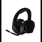Logitech G533 Wireless Monaural Head-band Black headset