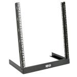 Tripp Lite 12U 2-Post Open Frame Rack Server Cabinet Free Standing