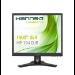 """Hannspree Hanns.G HP 194 DJB 19"""" Black computer monitor"""