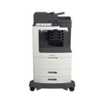 Lexmark MX812dme 1200 x 1200DPI Laser A4 66ppm Black,Grey multifunctional