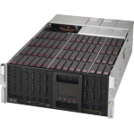 Supermicro CSE-946SE1C-R1K66JBOD network equipment chassis