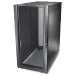 APC NetShelter SX 24U Freestanding rack Black