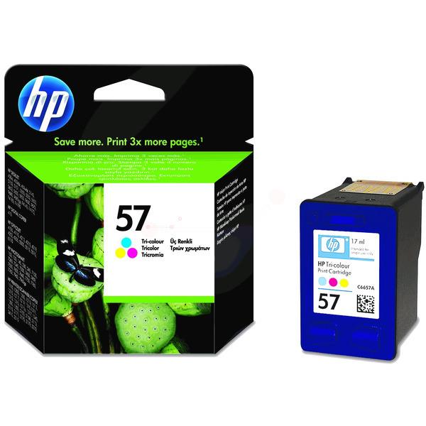 Ink Cartridge - No 57 - 500 Pages - Tri-color