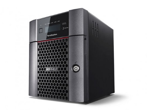 Buffalo TeraStation 5410DN Ethernet LAN Desktop Black NAS