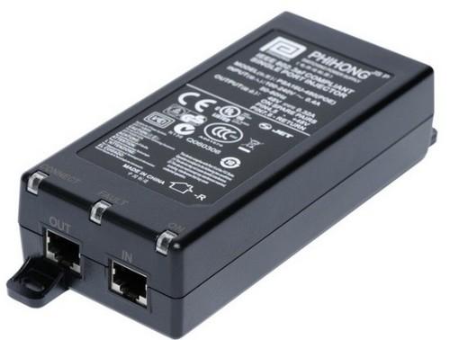 2N Telecommunications 91378100E PoE adapter 48 V