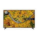 "LG 50UP75006LF.AEK TV 127 cm (50"") 4K Ultra HD Smart TV Wi-Fi Black"