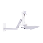Multibrackets M Workstation Arm Single Extended