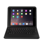 ZAGG messenger folio Bluetooth QWERTY Amerikaans Engels Zwart toetsenbord voor mobiel apparaat