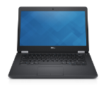 "DELL Latitude E5470 2.3GHz i5-6200U 14"" 1366 x 768pixels Black"