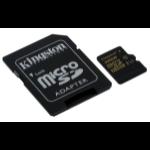 Kingston Technology Gold microSD UHS-I Speed Class 3 (U3) 32GB 32GB MicroSDHC UHS-I Class 3 memory card