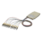 Digitus A-96911-02-UPC ST Multicolour fiber optic adapter