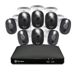 Swann SWDVK-846808WL video surveillance kit 8 channels