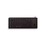 CHERRY G84-4400 keyboard USB AZERTY French Black