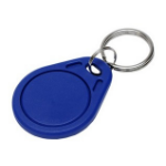 2N Telecommunications PROXIMITY KEY FOB SINGLE BLUE
