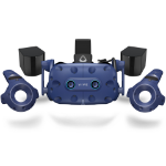 DELL HTC VIVE Pro Eye Dedicated head mounted display Black, Blue