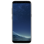 "Samsung Galaxy S8 SM-G950F 14.7 cm (5.8"") 4 GB 64 GB Single SIM 4G Black 3000 mAh"