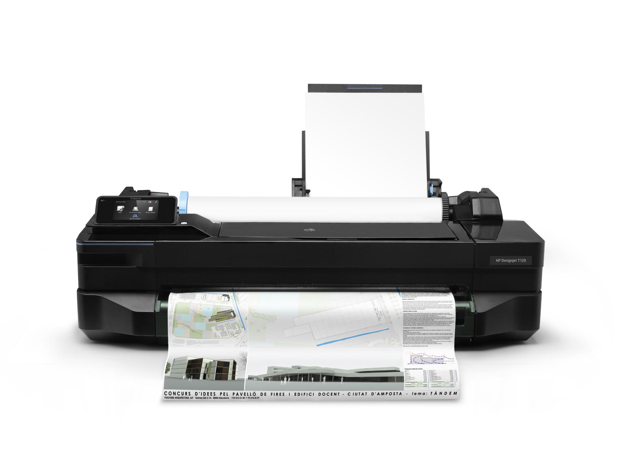 HP Designjet T120 610mm ePrinter